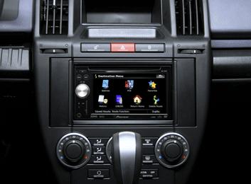 Comment simplifier la conduite avec l'autoradio 2 DIN 406?