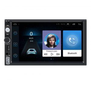 AUTORADIO BLUETOOTH AVEC ANDROID ET GPS