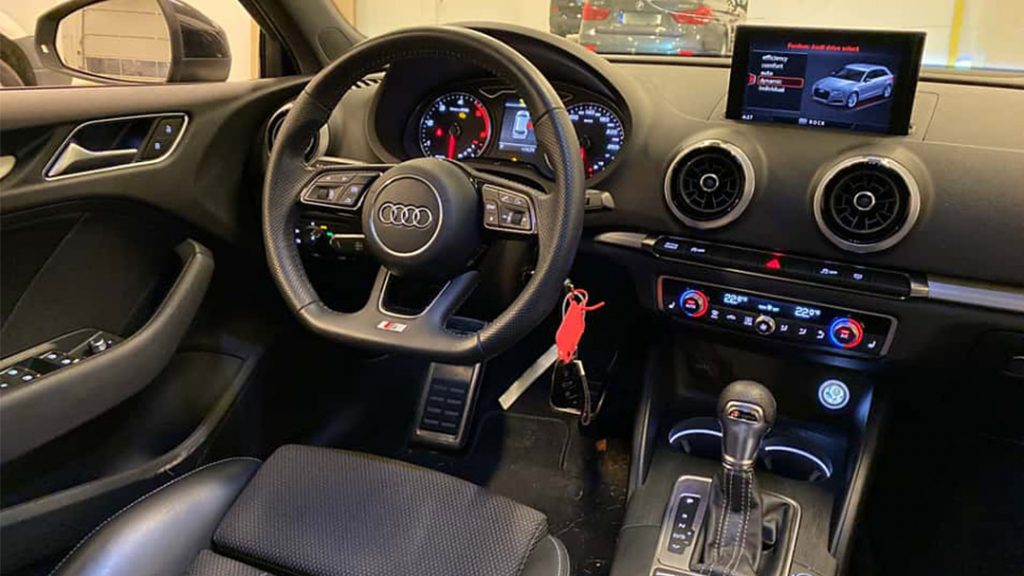 Branchement autoradio Audi A3 8p